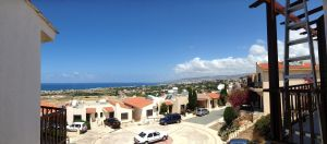 Panoramic view from Bella