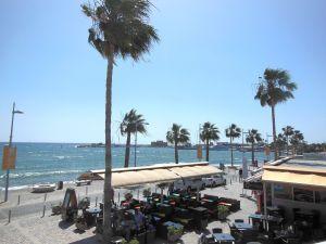 Paphos harbour views2